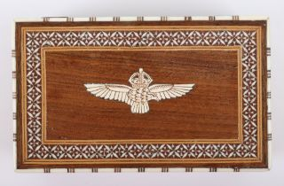 Fine Quality Indian Made Royal Air Force Music Box