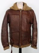 WW2 Royal Air Force Irvin Flying Jacket