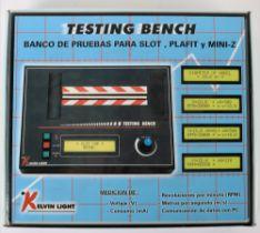 Scarce Kelvin Light Testing Bench for Slot Cars
