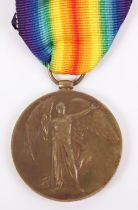 WW1 Submarine E.37 Casualty Victory Medal