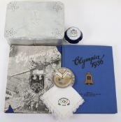 Grouping of 1936 Olympics Items