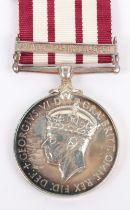 George VI Naval General Service Medal 1915-62