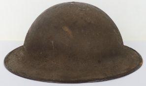 WW1 1917 American Steel Combat Helmet