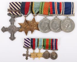 A Very Fine Second World War Bomber Command Pathfinder Force Distinguished Flying Cross And Second A
