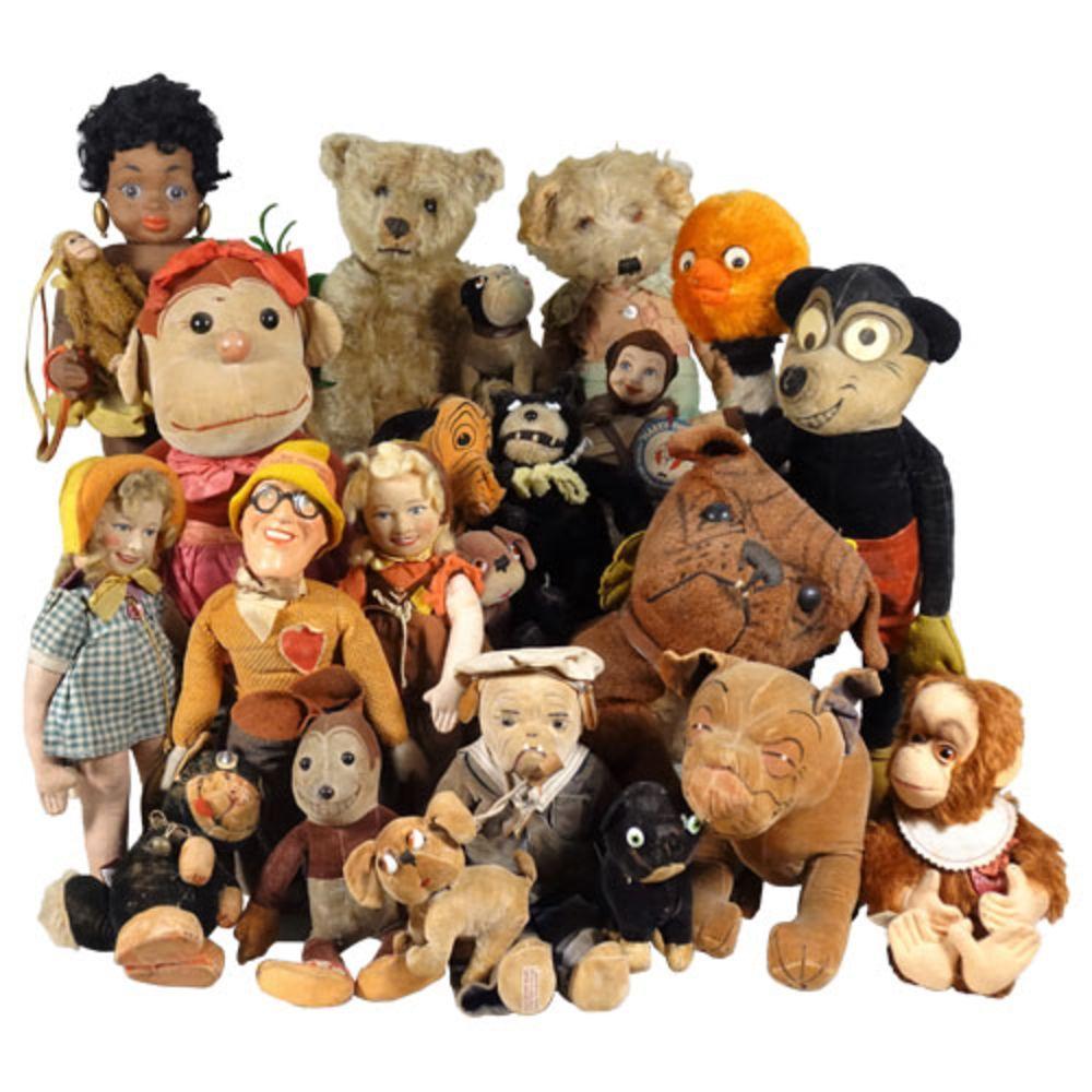 Fine Dolls, Dolls Houses & Teddy Bears