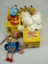 Pelham Puppet B.B.C T.V Rotundan,