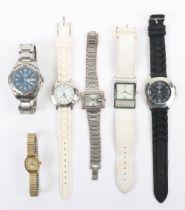 Selection of watches, including Sekonda, Lorus, Cotton, Cotton, Terner, (6)