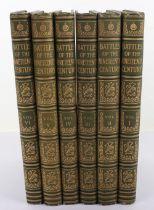 Archibald Forbes, Battles of the Nineteenth Century Volumes 1-VI