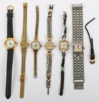 A selection of watches