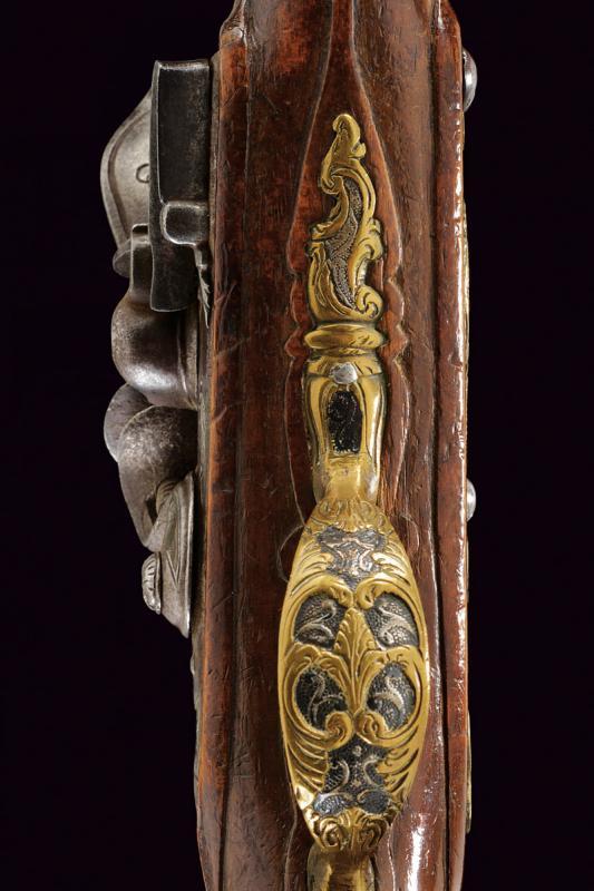 A fine flintlock pistol - Image 5 of 11