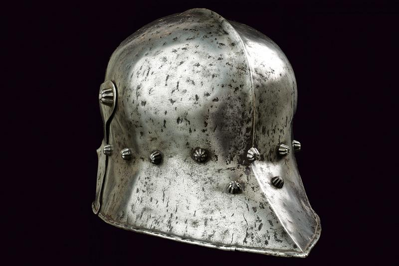 A gothic ventail sallet in early 16th Century style - Image 6 of 6
