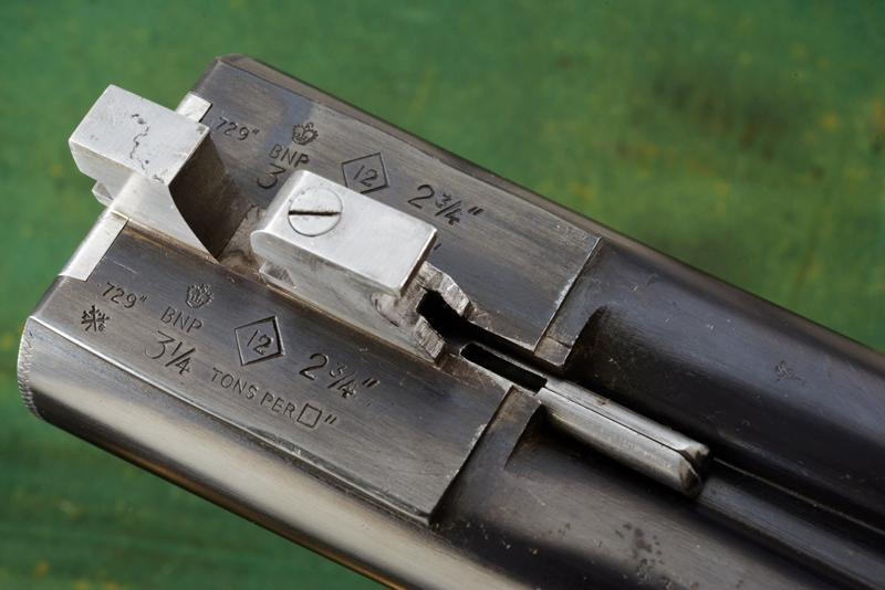 A Charles Boswell Mod. HH cased double-barreled shotgun - Image 11 of 19