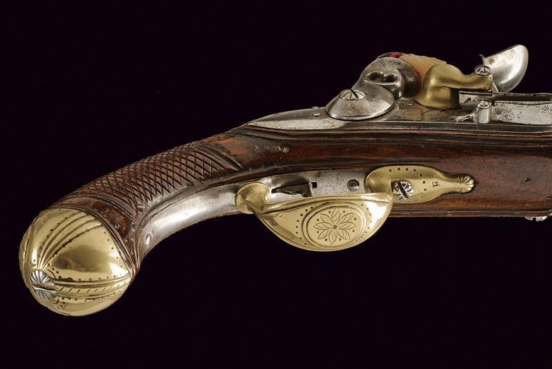 An AN IX flintlock pistol - Image 6 of 9