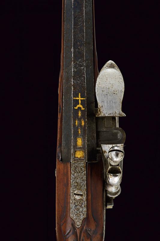A fine flintlock gun by Gio Mariani - Image 6 of 16