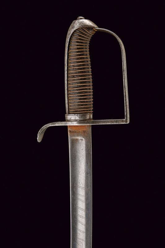 An officer's sabre - Image 2 of 5
