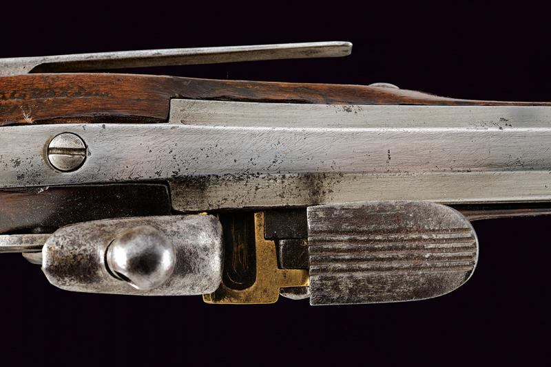 A flintlock pistol - Image 2 of 7