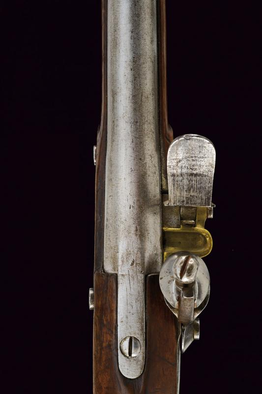 A navy flintlock gun - Image 9 of 11