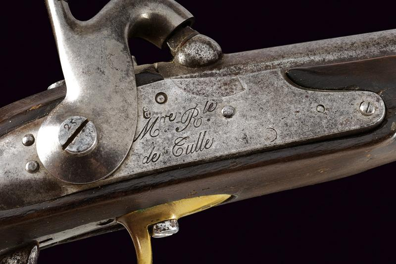 An 1816 model pistol transformed to percussion - Image 7 of 9