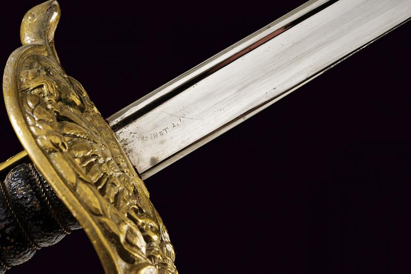 A navy officer's sabre - Image 6 of 10