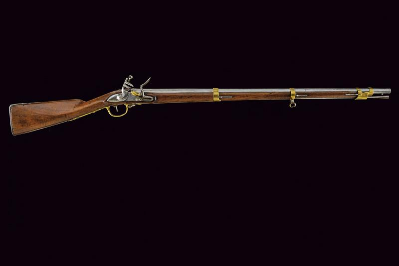 A navy flintlock gun - Image 11 of 11