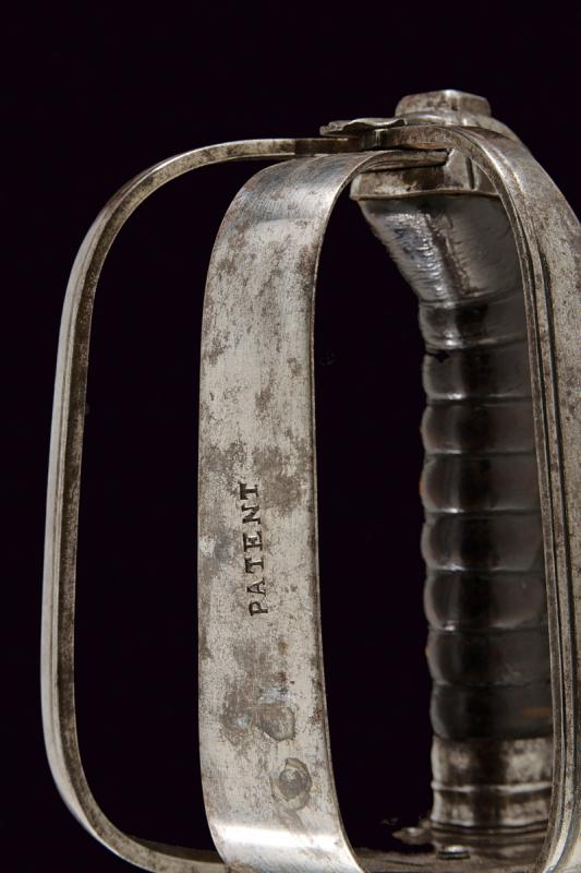 Sabre with twisting quillon - Image 7 of 8