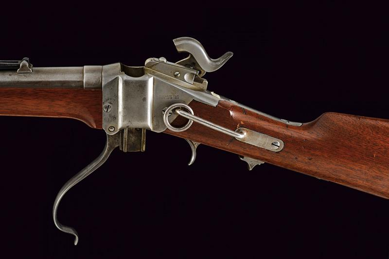 Sharps New Model 1863 Carbine - Image 2 of 12