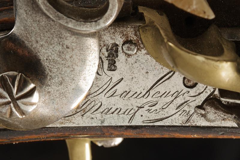 An AN IX flintlock pistol - Image 3 of 9