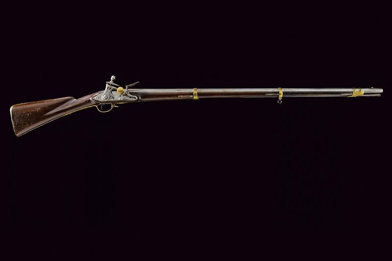 An infantry flintlock gun - Image 10 of 10