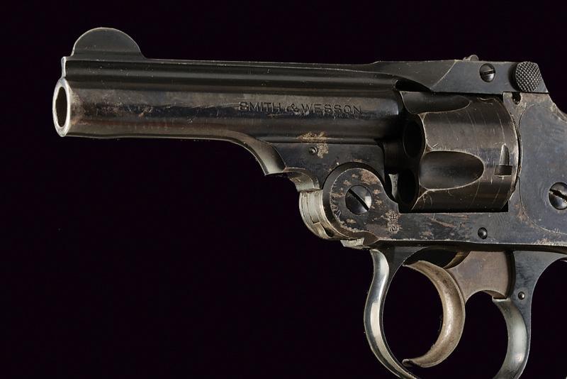 S&W 32 Saftey Model D. A. Revolver - Image 2 of 3