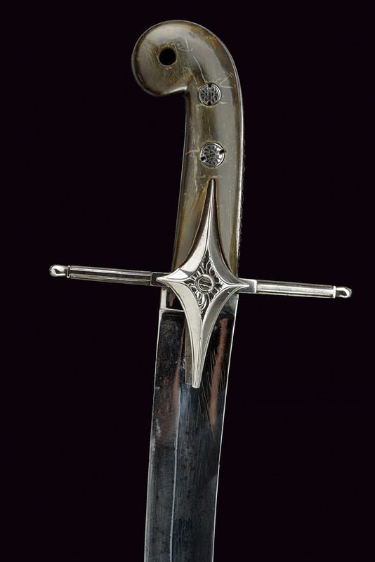 A Mameluk officer's sabre - Image 2 of 5