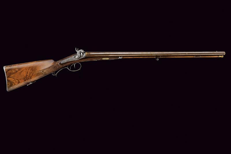 A beautiful double-barrelled shotgun by Maschek - Image 9 of 9