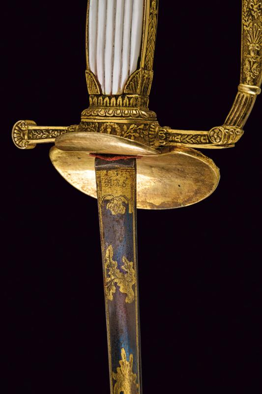 A smallsword for a member of the Chamber of Peers - Image 4 of 8
