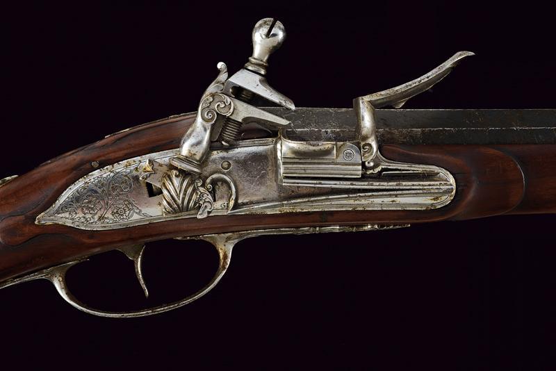 A fine flintlock gun by Gio Mariani - Image 2 of 16
