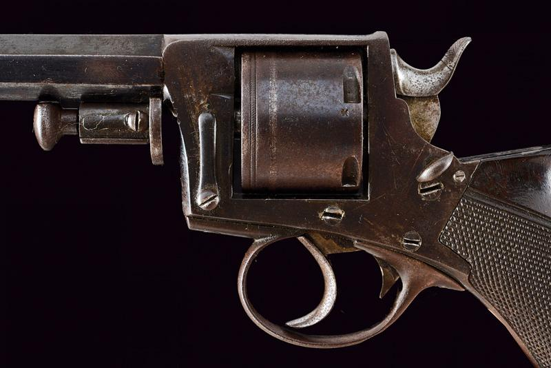 A cased centerfire revolver by Charles Ingram - Image 5 of 5