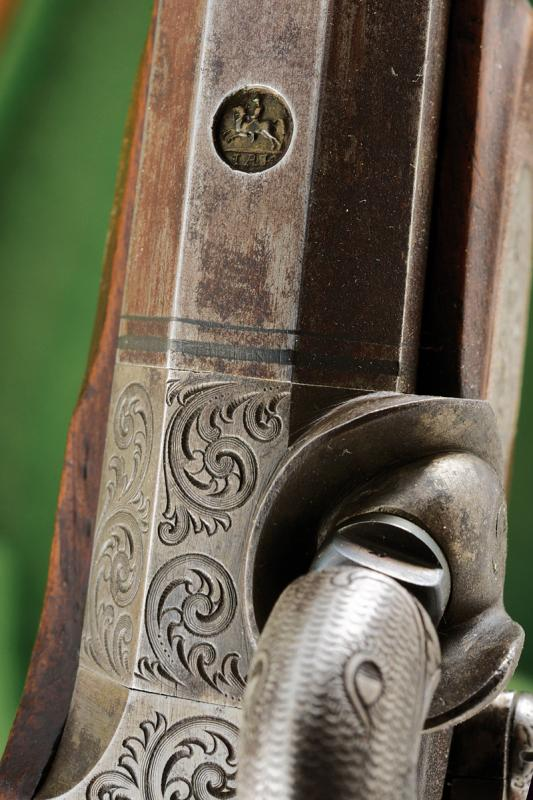 A pair of cased percussion pistols by Kuchenreuter - Image 2 of 6