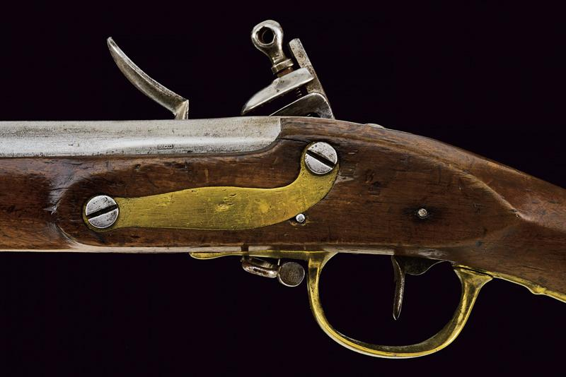 A navy flintlock gun - Image 5 of 11