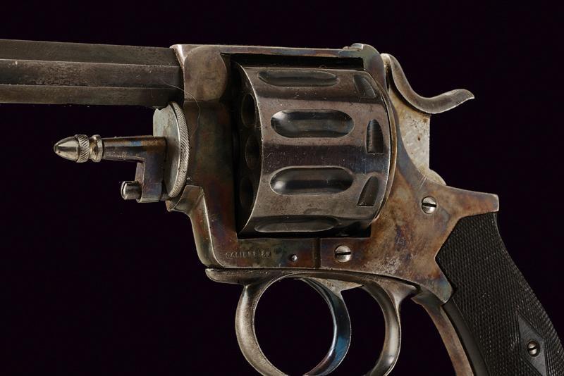 A rare ten-shot center fire revolver - Image 2 of 4