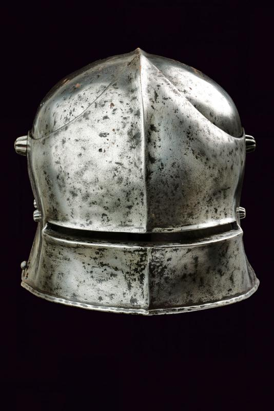 A gothic ventail sallet in early 16th Century style - Image 2 of 6