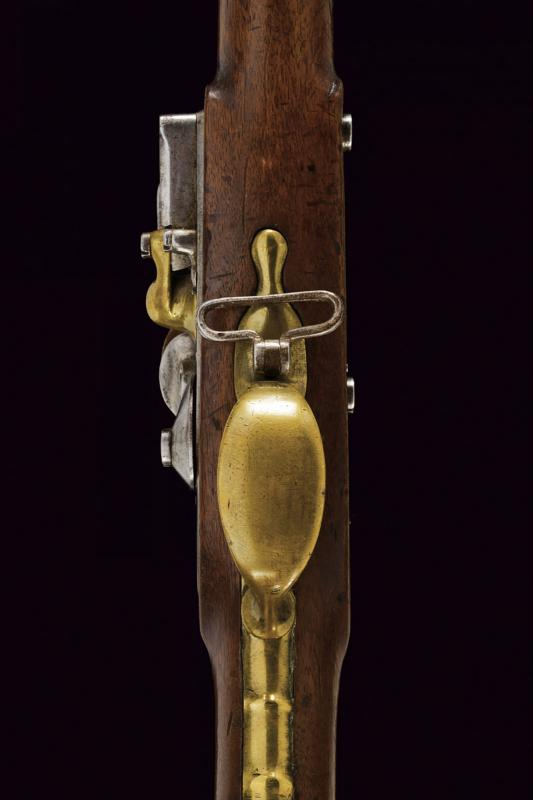 A navy flintlock gun - Image 6 of 11