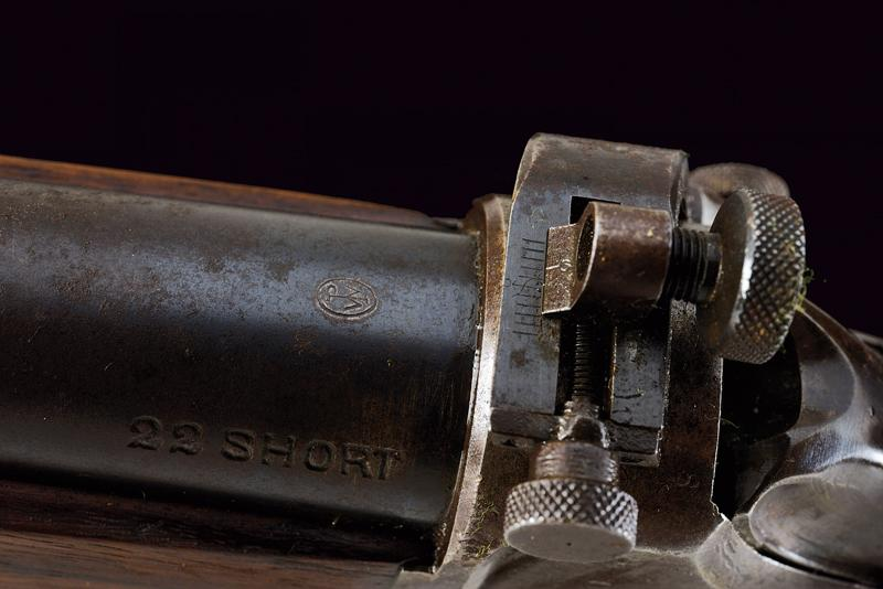 A Winchester Third Model Low Wall Musket (Winder Musket) - Image 13 of 14