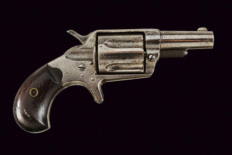 Colt New Line 38 Caliber Revolver