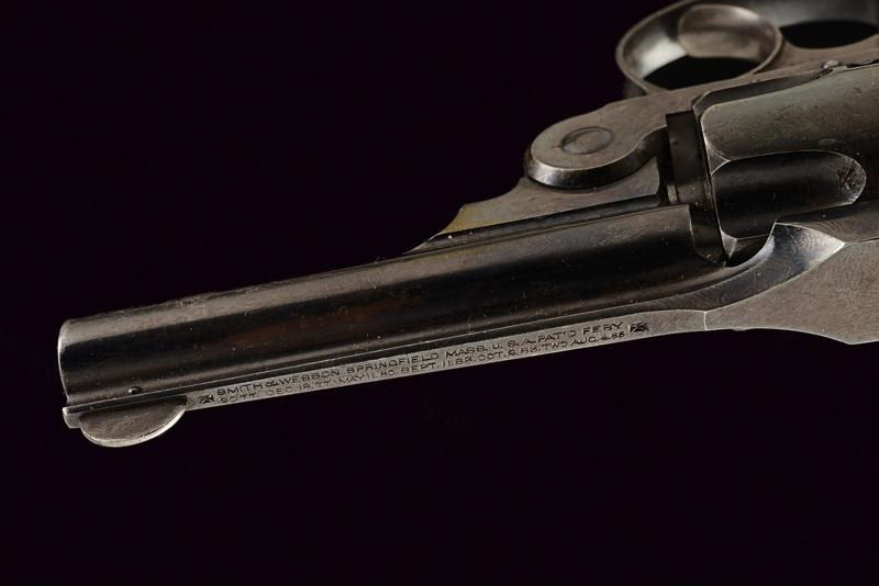 S&W 32 Saftey Model D. A. Revolver - Image 4 of 4