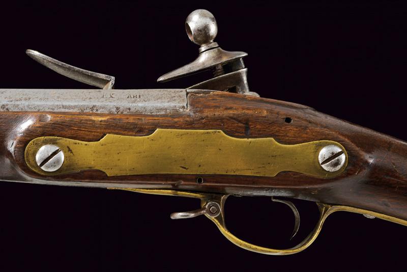 An infantry flintlock gun - Image 6 of 10