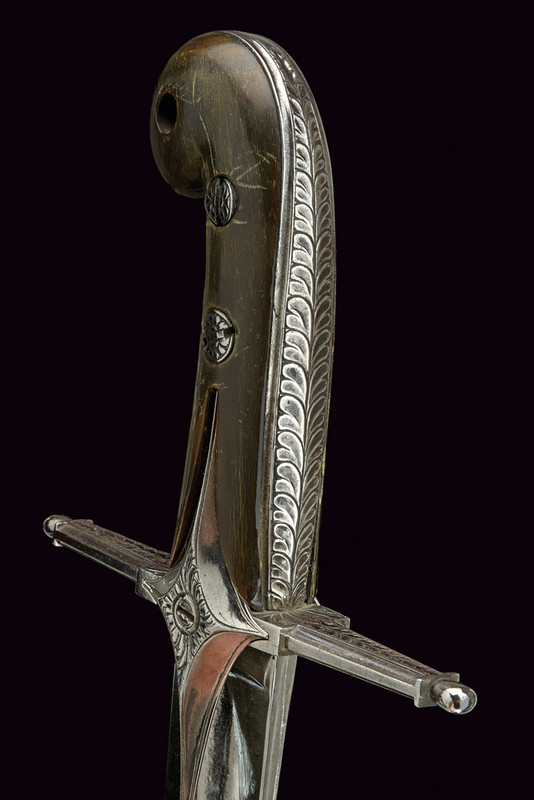 A Mameluk officer's sabre - Image 3 of 5