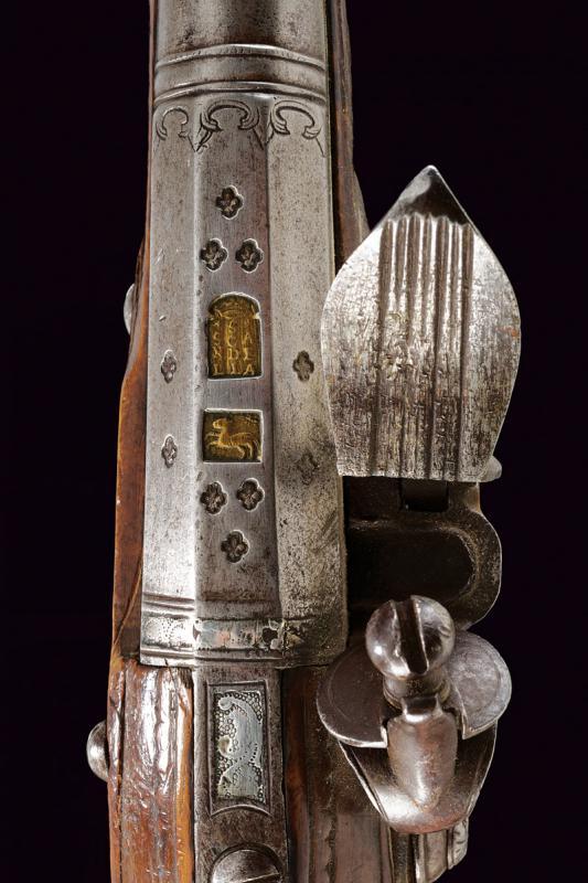 A fine flintlock pistol - Image 2 of 11