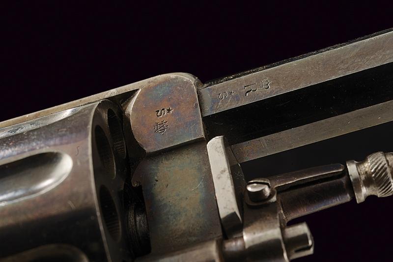 A rare ten-shot center fire revolver - Image 4 of 4