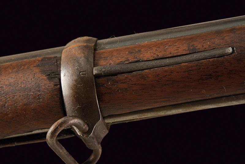 A Winchester-Hotchkiss 3rd Model Musket, 1883 Model - Image 7 of 8