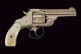 S&W 38 Double Action Third Model Revolver