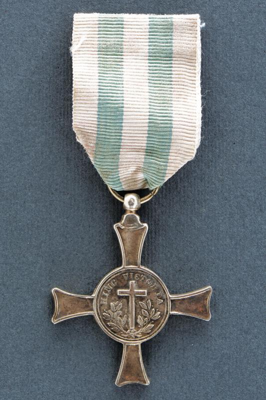 A Mentana Cross