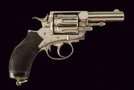 Revolver Webley & Son center fire revolver